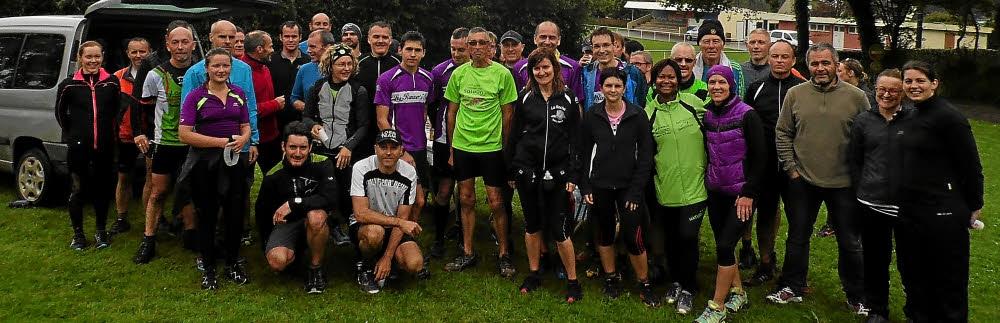 Logonna Sport Nature invité par Naturvan pour un trail découverte